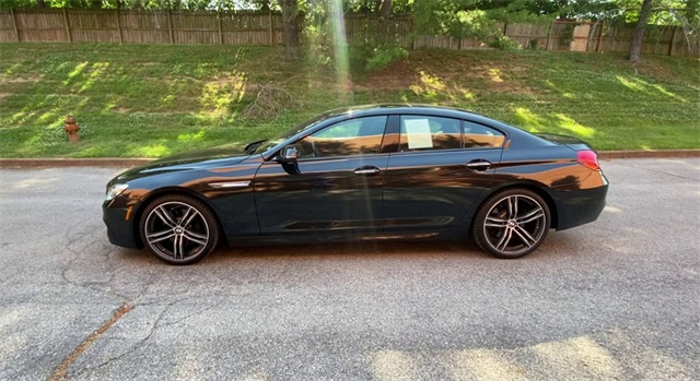 Pre-Owned 2018 BMW 6 Series 640i xDrive Gran Coupe